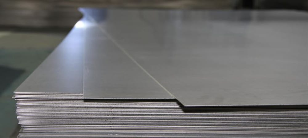 Alloy 20 Sheets, Plates & Coils