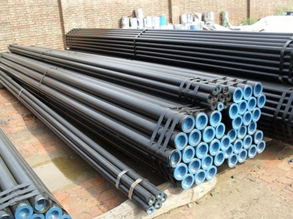 ASTM A333 GR. 6 Carbon Steel Seamless Pipes