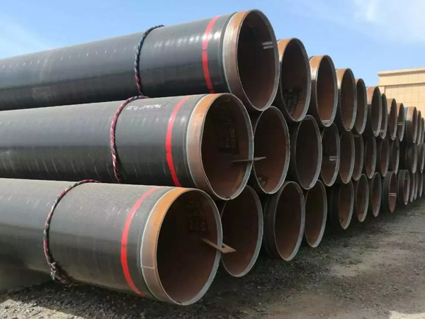 ASTM A333 GR. 6 Carbon Steel Welded Pipes