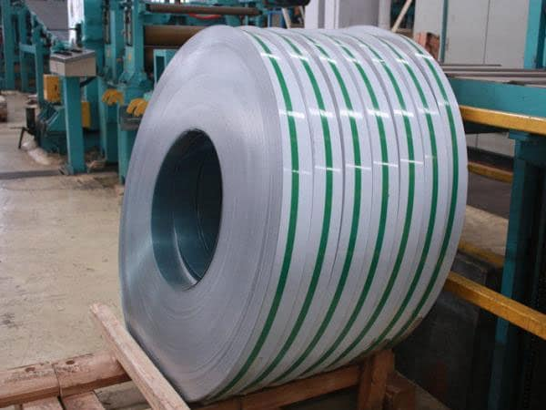 SS 441 No.8/4 Finish Slitting Coils