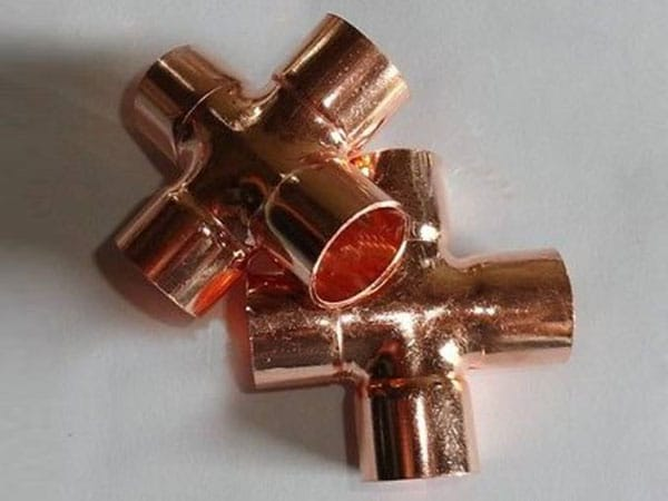Copper Nickel 90/10 Pipe Cross