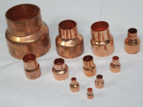 Copper Nickel 90/10 Reducer