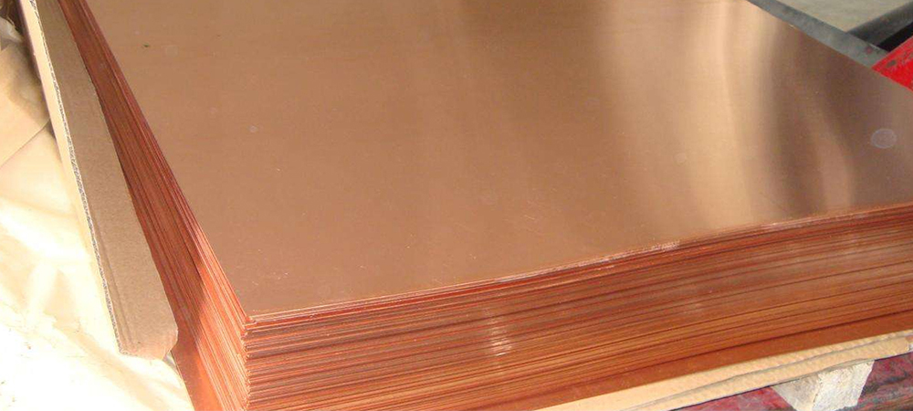 Copper Nickel 90/10 Sheets, Plates & Coils