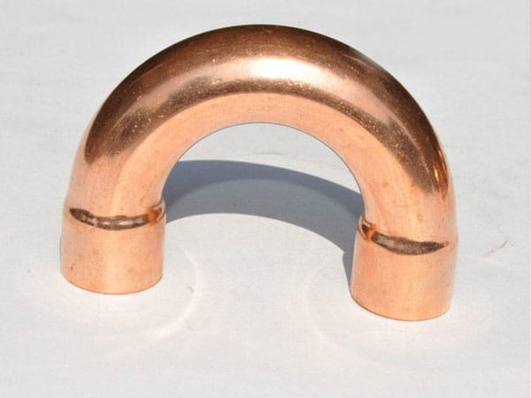 Copper Nickel 90/10 Pipe Bend