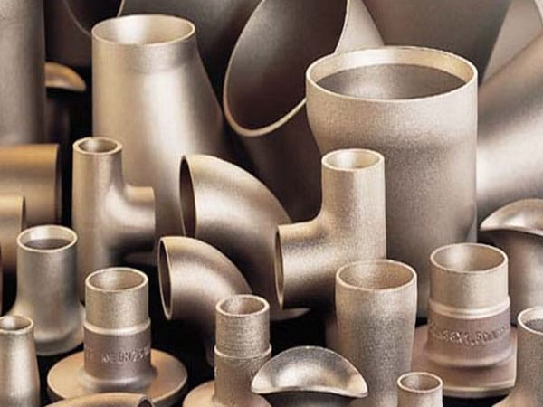 Copper Nickel 90/10 Welded Pipe Fittings