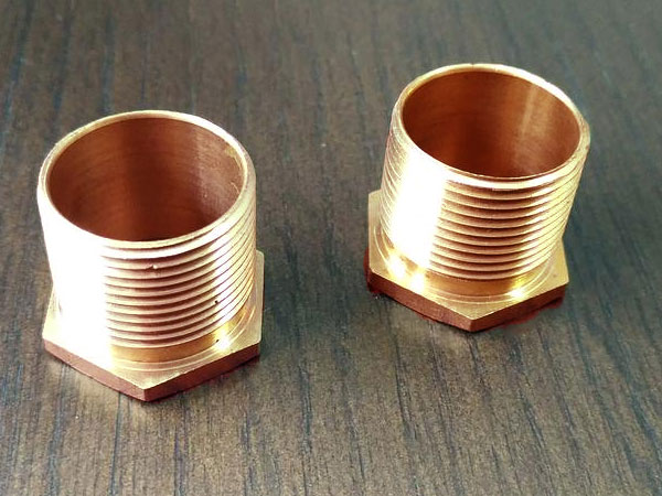 Copper Nickel 90/10 Forged Bushing