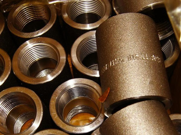 Copper Nickel Forged 90/10 Coupling