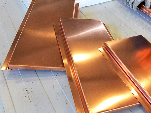 Copper Nickel 90/10 Plain Sheets