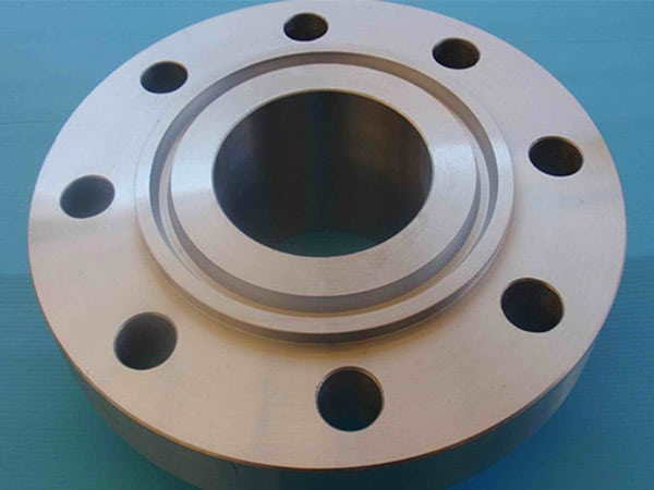 Copper Nickel 70/30 Ring type joint flanges