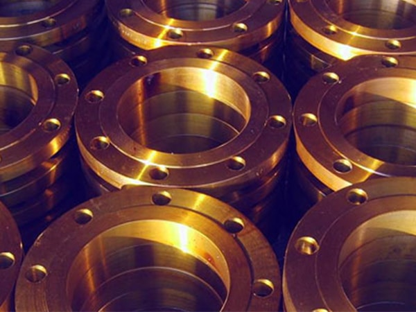 Copper Nickel 70/30 Slip on flanges