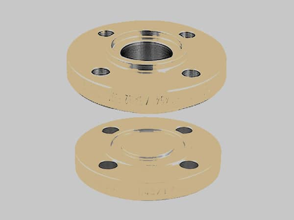 Copper Nickel 70/30 Tongue & Groove flanges