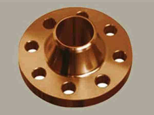 Copper Nickel 70/30 Welding neck flanges