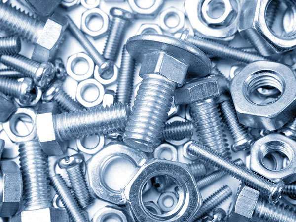 SS 321/321H Fasteners