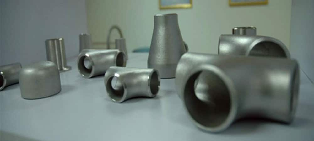 Nickel Alloy 200 / 201 Pipe Fittings