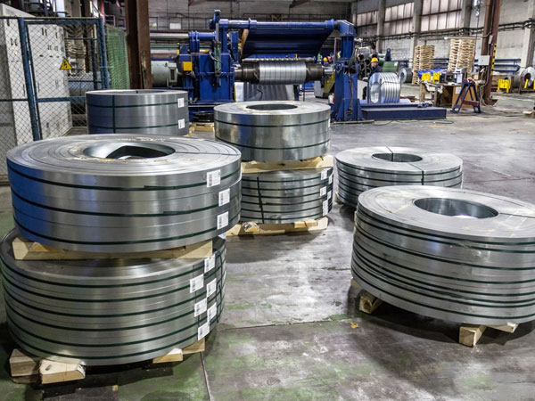 SS 441 Bright Annealed Slitting Coils