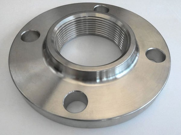 Hastelloy C276 Screwed flanges