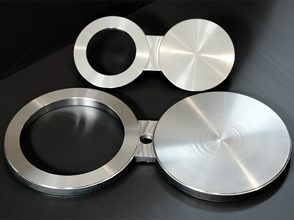 Hastelloy C276 Spectacle blind flanges