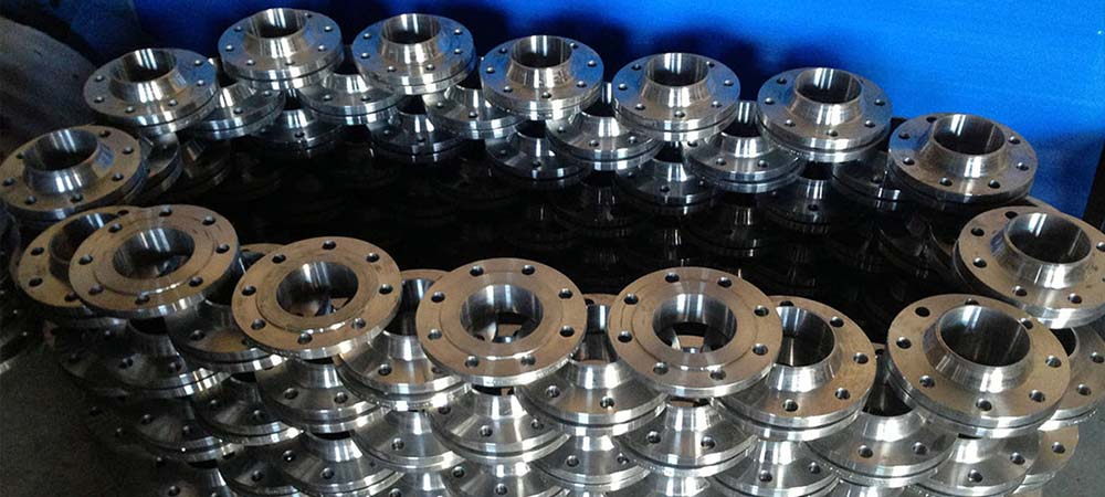 Stainless Steel 304-304L Flanges