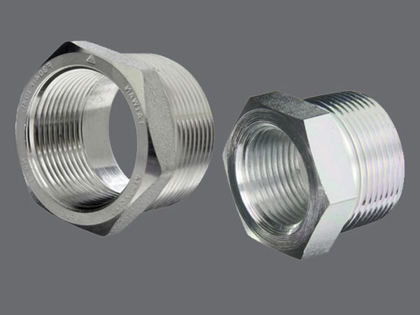 Stainless Steel 317/317L Forged Bushing