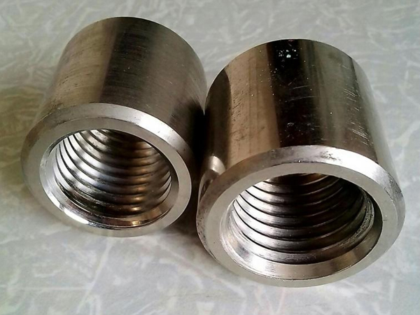 Stainless Steel Forged 317/317L Coupling