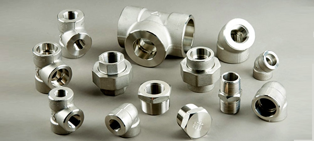 Stainless Steel 347-347H Forged Fittings