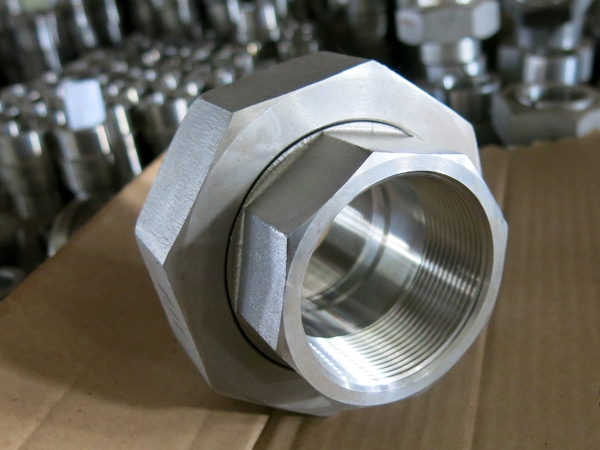 Stainless Steel 317/317L Union