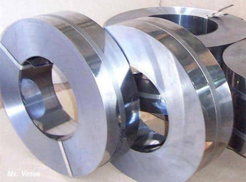 Stainless Steel Strip and Coils