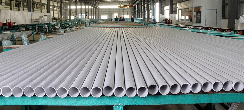 Stainless Steel 446 Pipes