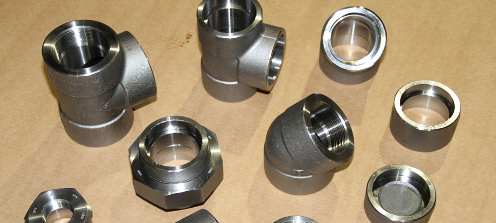 Titanium Gr.2 Forged Fittings