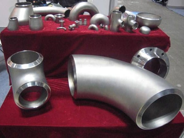 SS 310H Welded Pipe Fittings