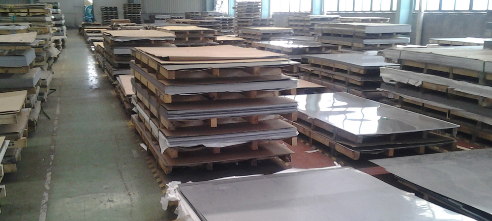 X5CrNi1810 sheets and plates