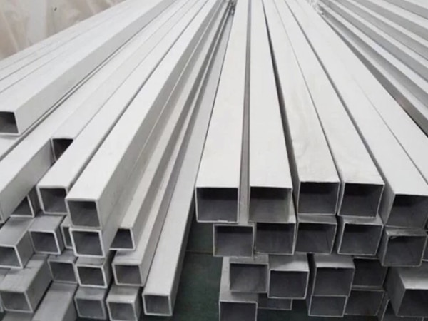 SS 409 Seamless Square Tubes