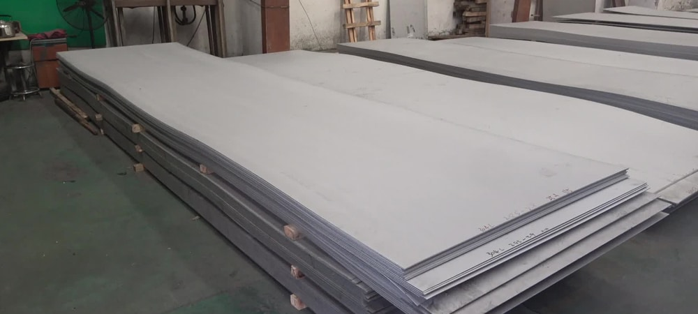 Stainless Steel 409 Sheets, Plates & Coils